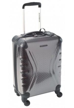VALISE RIGIDE CABINE CARBOSITE TSA-Metal