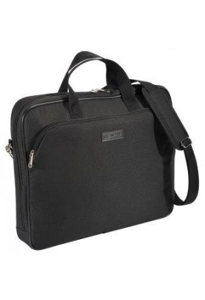 Sacoche porte-ordinateur 17'' noire