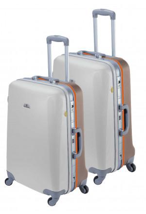 Set de 2 valises rigides ASHOKA