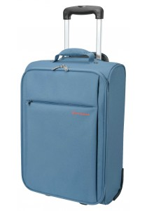 "Valise cabine PLUME 49 cm- format cabine Compagnies ""low-cost"""