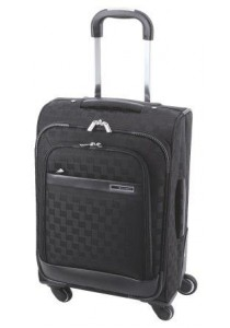 SQUARE-Valise cabine 4 roues