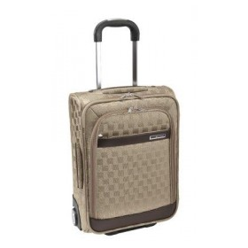 VALISE CABINE FORMAT COMPAGNIES LOW COST SQUARE-Savane