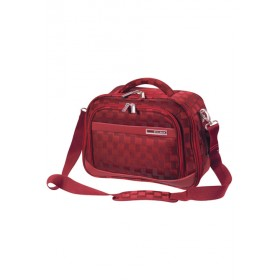 Vanity souple 35 cm SQUARE-Rouge