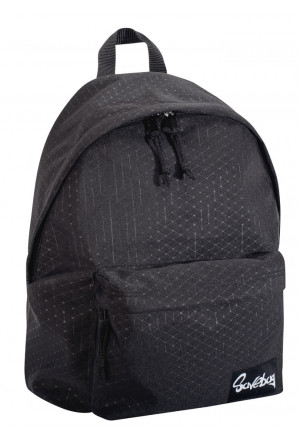 SAC A DOS GRAFFITI -Dark grey