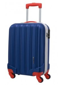 CYBORG Low Cost size suitcase- Navy