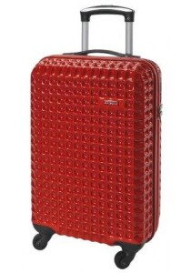 CUPIDON CABIN SUITCASE-Red