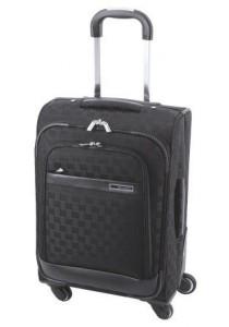 SQUARE-4 wheeler cabin suitcase