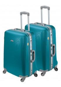 ASHOKA-Set of 2 rigid -LAGGON BLUE