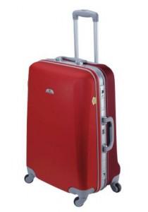 ASHOKA Large size 69 cm roller case-Red / Scarlet